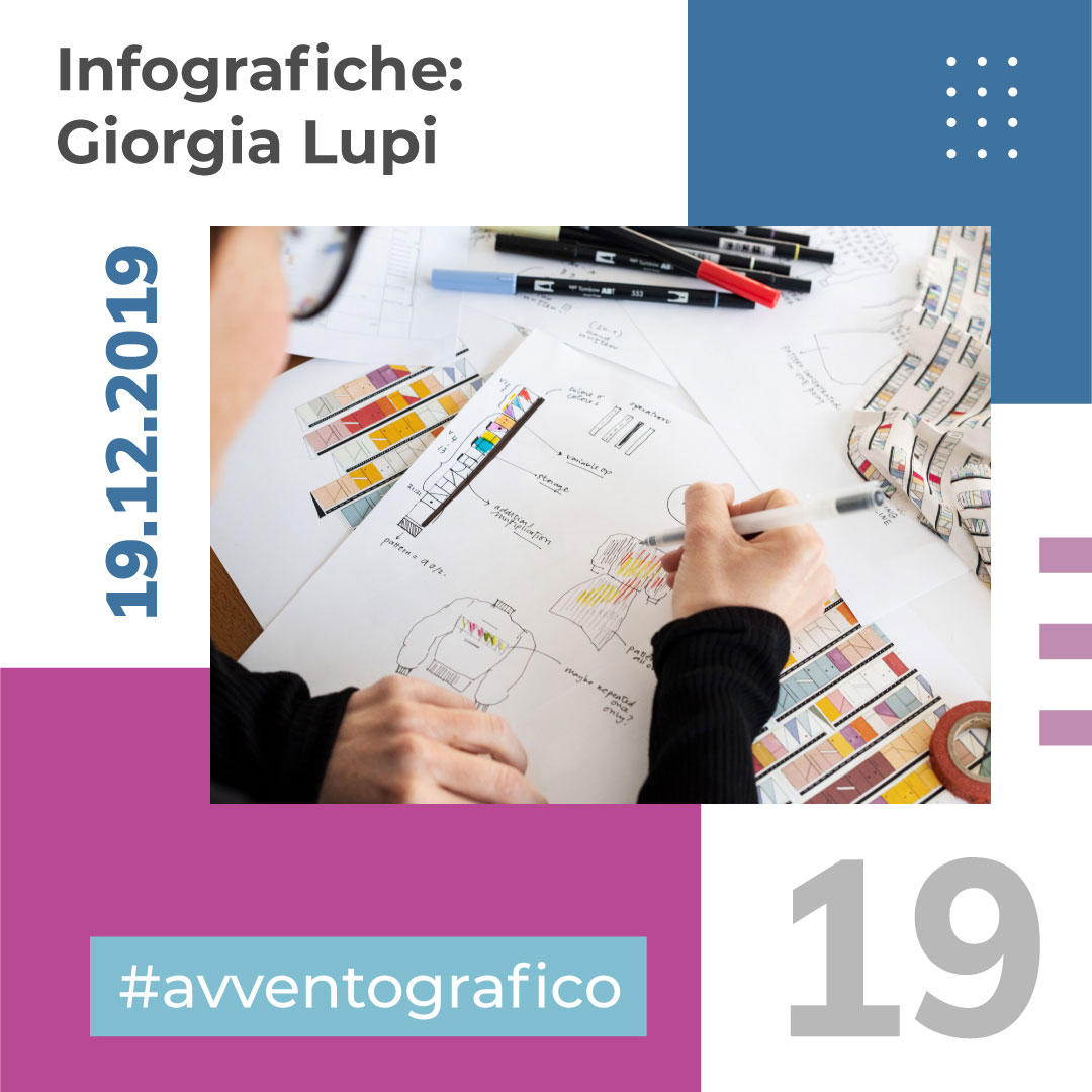 Avventografico del 19 dicembre 2019 - Giorgia Lupi