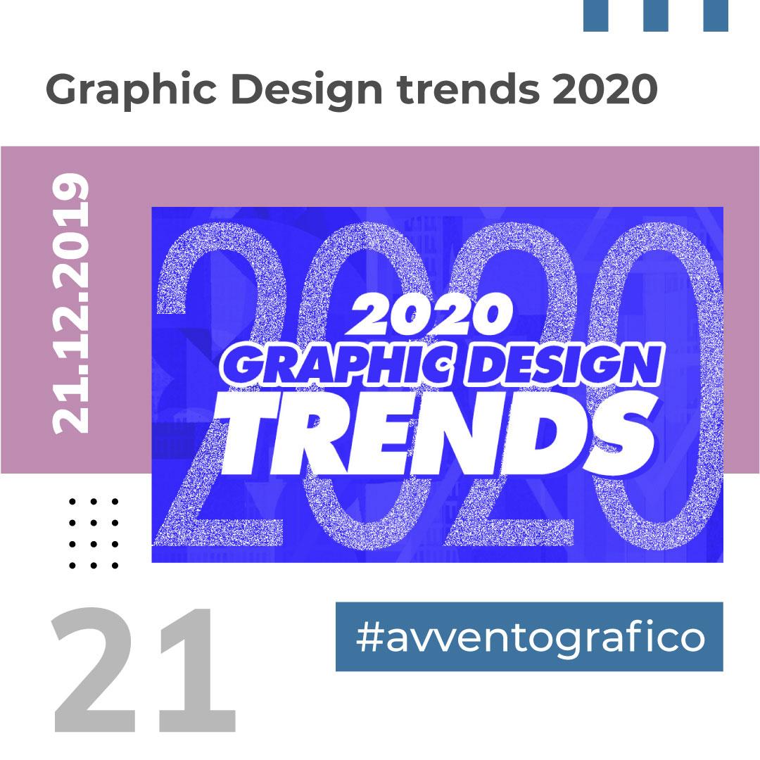 Avventografico del 21 dicembre 2019 - Trends graphic design