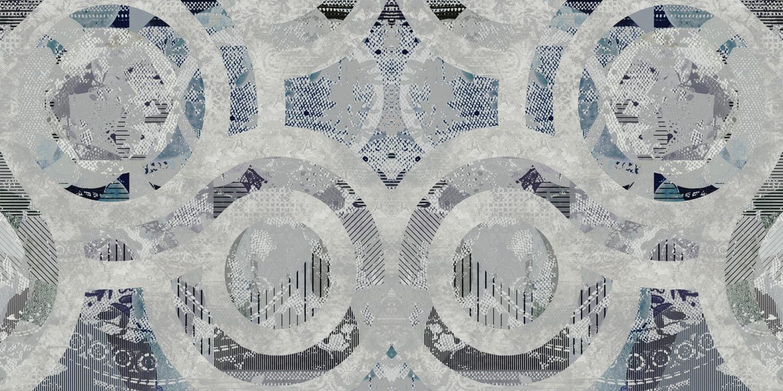 Inkiostro Bianco: carta da parati collezione 2019